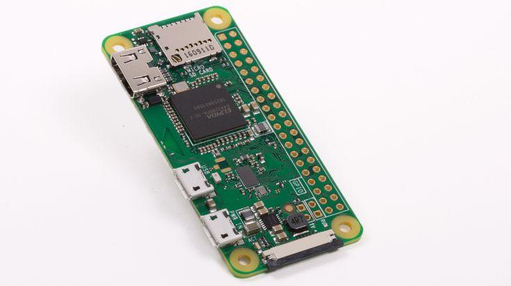Raspberry Pi Zero W: Bluetooth- und WLAN-Update für Mini-Himbeere