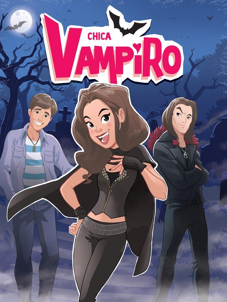 Chica vampiro the comic book on behance in 2020