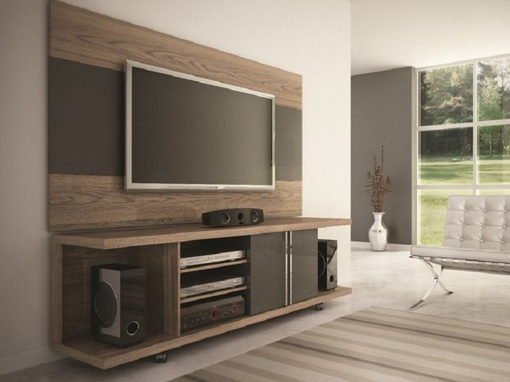 Carnegie TV Stand and Panel