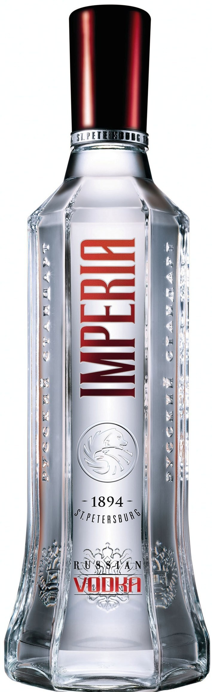 Russian Standard Imperia by Russian Standard Vodka 175 cl - Luxury Drinks Delivery