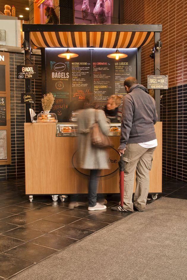 17 mejores ideas sobre puestos de comida en pinterest - Comodas originales ...