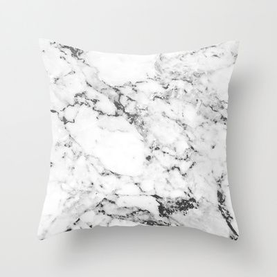 Buy Marble by Mathias Thorgaard as a high quality Throw Pillow. Worldwide shipping available at Society6.com. Just one of millions of products available.