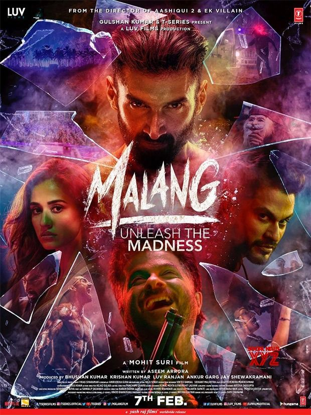 Mohit Suri S Malang To Open In Circuits Of Southern India With English Subtitles To Cater To A Larger A Hd Movies Download New Hindi Movie Full Movies Download