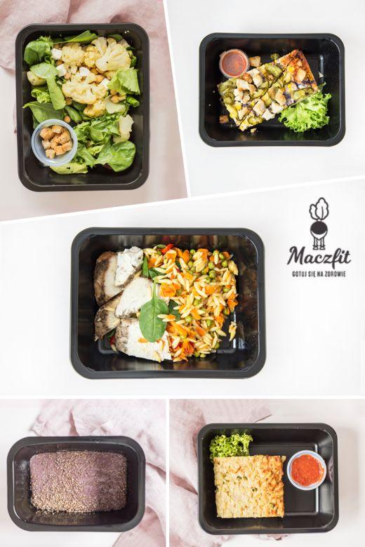 Smaczny zestaw #maczfit #catering #food #jedzenie #meal #unch #obiad #kolacja #cooking #cook #kuchnia #zdrowie #dieta #forma #sałatka #sałata #zielenina #smaczne #warzywa #salad #box #catering