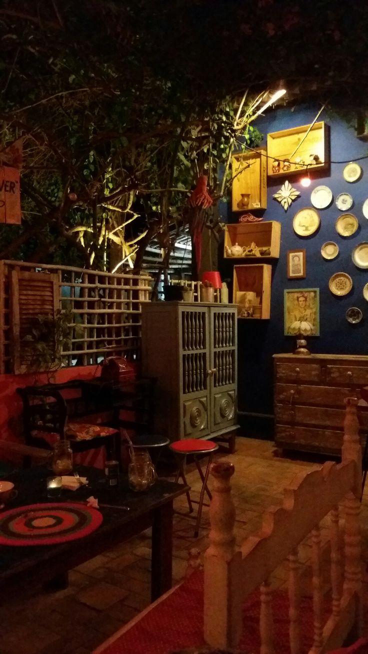 Genesis Resto Bar, em São Miguel do Gostoso. Ambiente e comida , tudo feito com muito amor