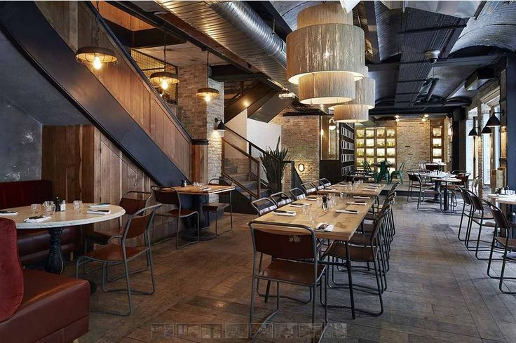 106 best images about restaurant industriel on pinterest deco loft and restaurant. Black Bedroom Furniture Sets. Home Design Ideas