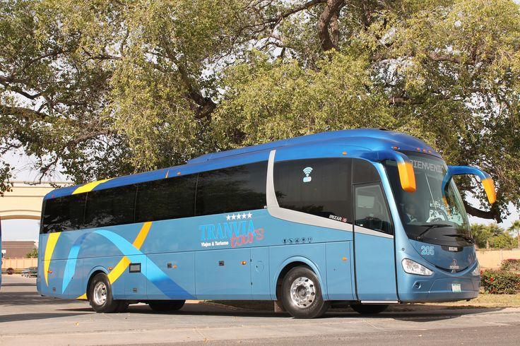 Autobus 205 en los alamos.