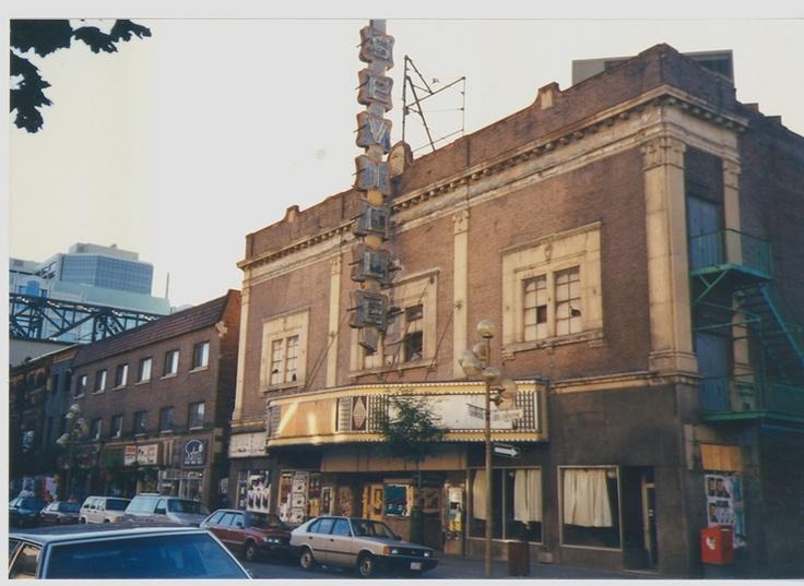 Seville Theatre - Montreal circa 1950