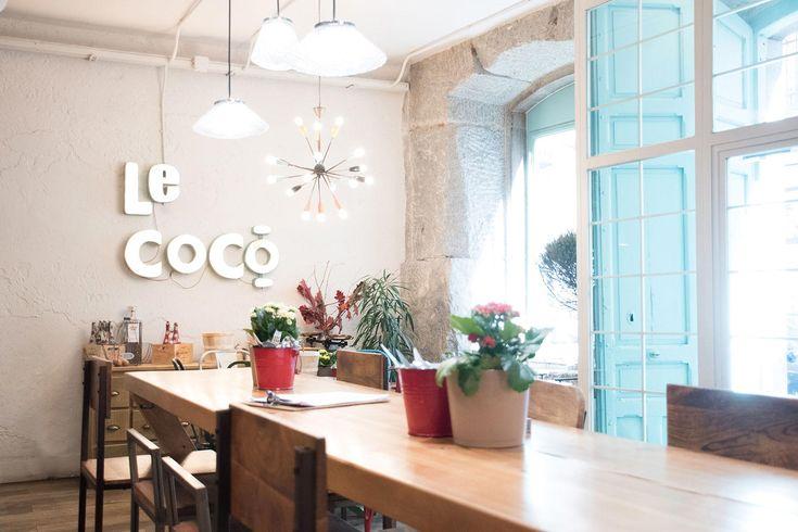 Le coco Madrid: cenas, picoteos, desayunos y meriendas.  Chueca