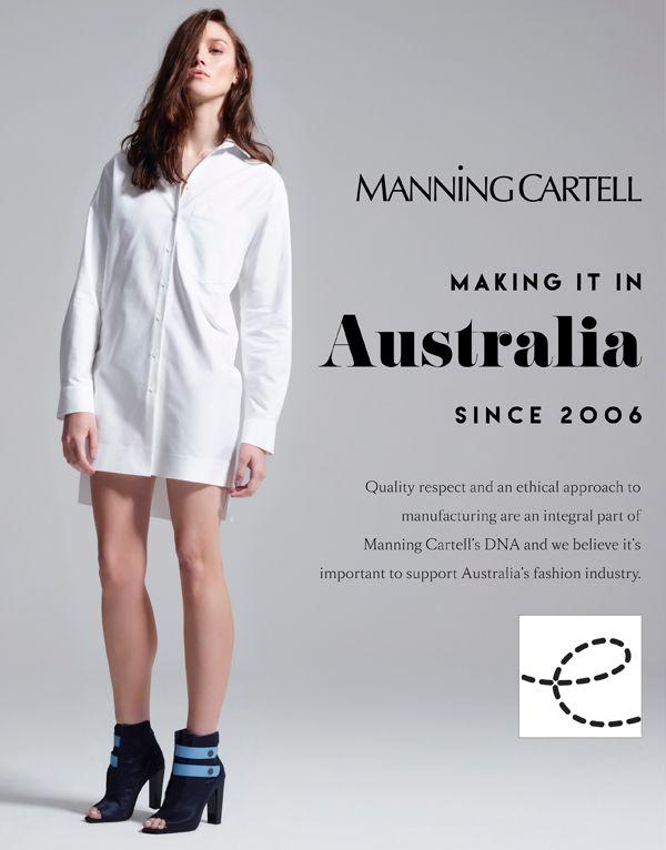 Manning Cartel - Ethical Clothing Australia - www.manningcartel.com.au
