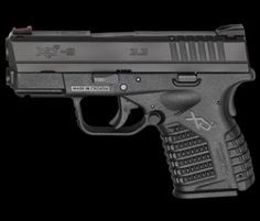 Springfield Armory XDS 9mm - possible concealed carry gun