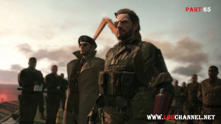 Metal Gear Solid 5 - The Phantom Pain Gameplay - Walkthrough - Part 65 ... #MetalGearSolid #mgs #MGSV #MetalGear #Konami #cosplay #PS4 #game #MGSVTPP