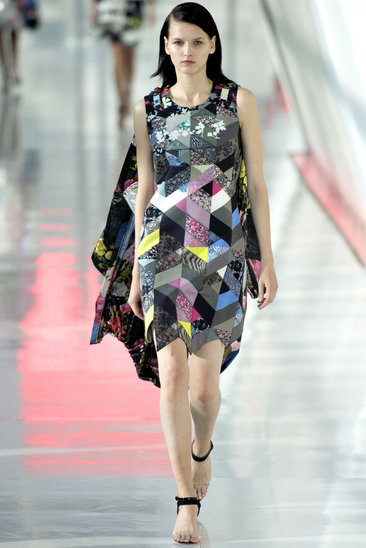 Sfilata Preen by Thornton Bregazzi Londra - Collezioni Primavera Estate 2014 - Vogue