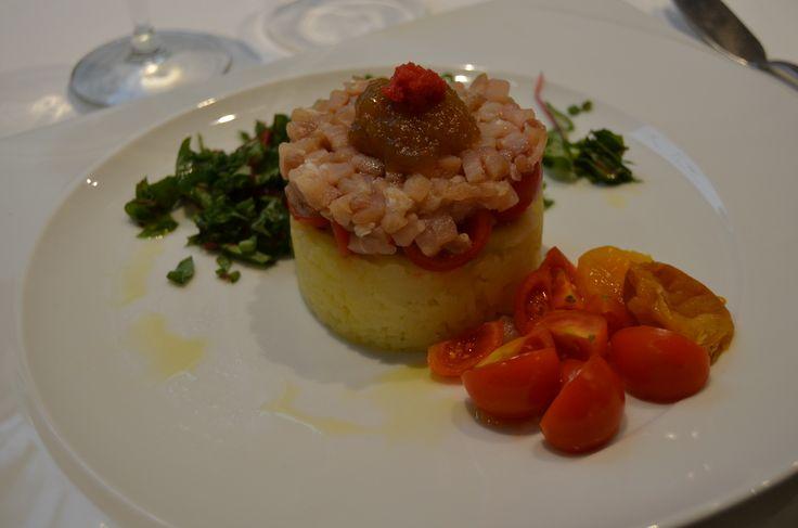 #tartare di #salmone
