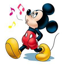 Mickey Mouse, el favorito de todo el mundo, viene para llenar de alegría y sonrisas tus chats. ¡Sorprende a tus amigos!