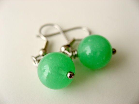 Frisk grønn jade