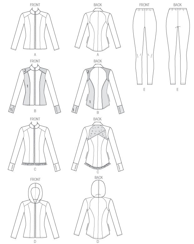 how to use mccalls sewing patterns