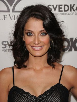 Dayanara Torres  Ice blue eyes and jet black hair make one stunning combination on Puerto Rican Dayanara Torres. In 1993 the actress, singer, and model won the Miss Universe competition