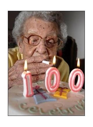 happy 100th!