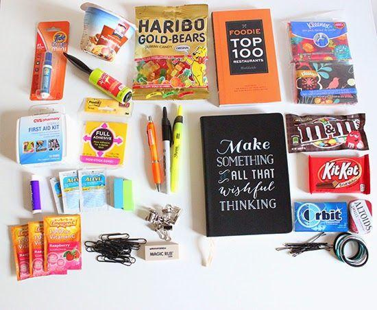 New Job Survival Kit Item Suggestions - DIY Project