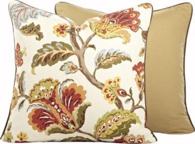 Accessories, Granada Pillow - Fiesta, Accessories Havertys Furniture Family Room Pinterest ...