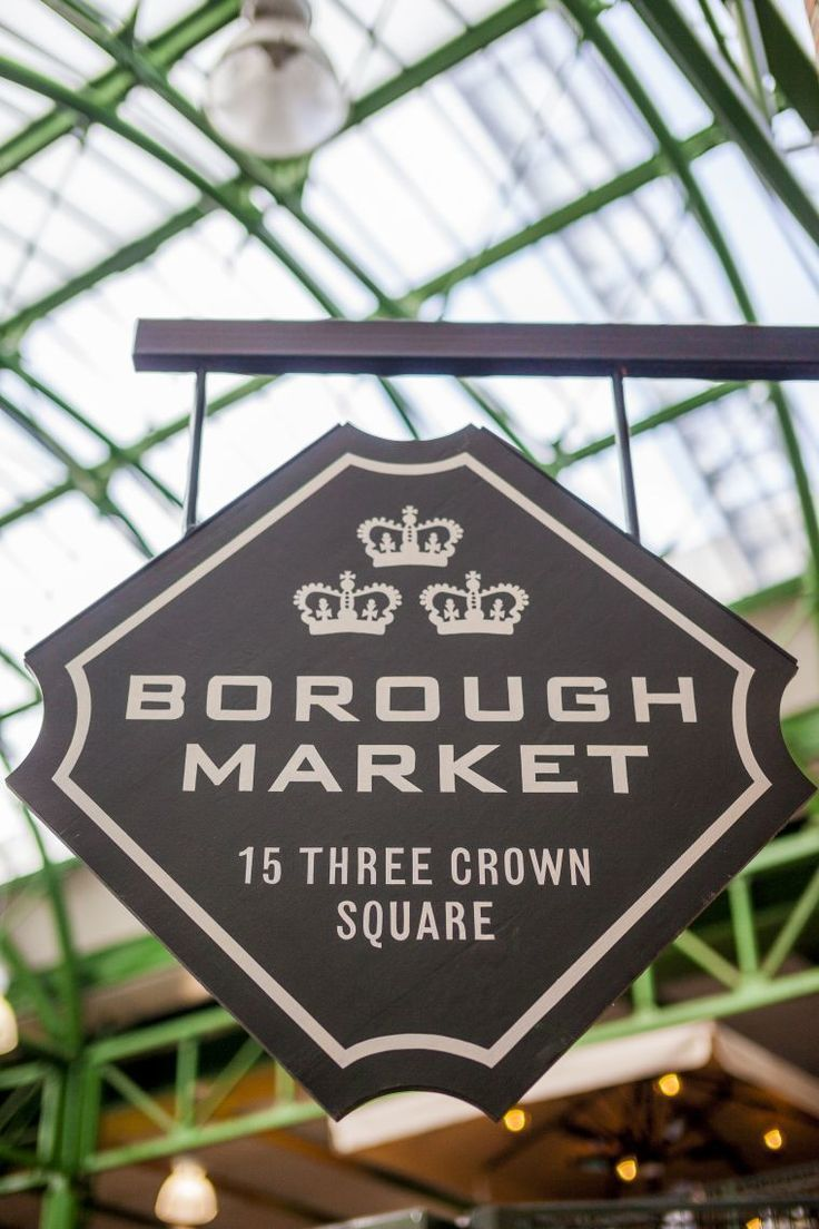 The lowdown on London's famous food market