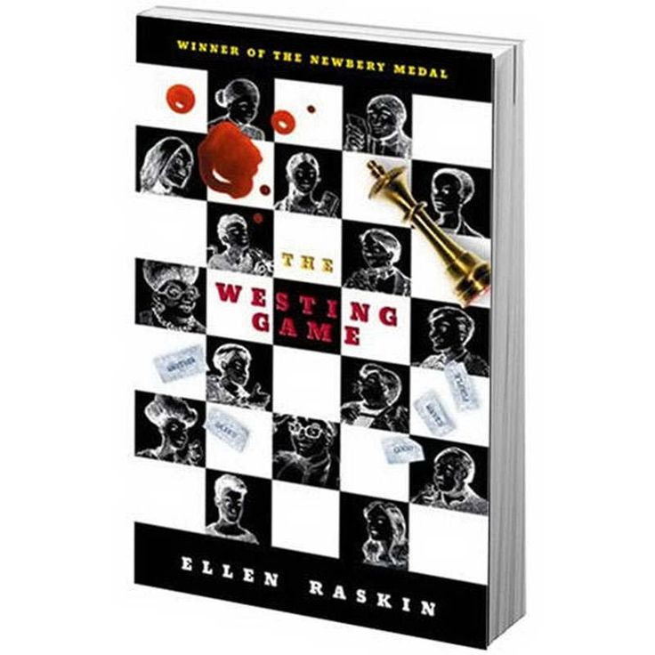 """Parents and kids, read """"The Westing Game"""" by Ellen Raskin for Naper Blvd. Library's next Book and Cookie meeting. 7 to 8 p.m. Wednesday, April 19 at Naper Blvd. Library"""