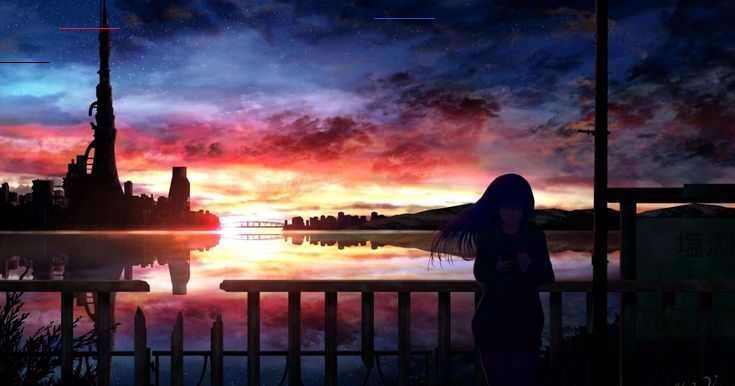 Pin By Kirk Mraz On Night Sky Wallpaper In 2020 Anime Backgrounds Wallpapers Night Sky Wallpaper Hd Anime Wallpapers