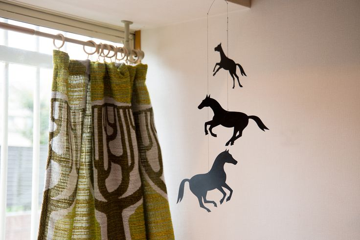 Horses & Curtains