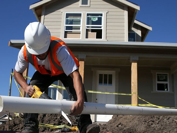 """""""New construction to slow down next year as the market finally catches up to the reality that there are not enough people to live in the houses being built."""""""