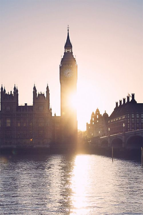 would give anything to go to London!