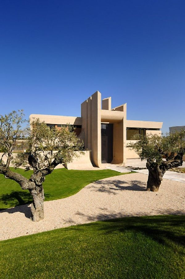 Best Acero Architects Images On Pinterest Architecture - Bn house perfect space for relaxation surrounded by exotic landscape madrid spain