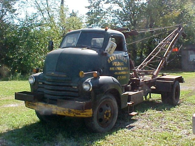 288 best images about auto 39 s vintage tow trucks on pinterest chevy tow truck and trucks. Black Bedroom Furniture Sets. Home Design Ideas
