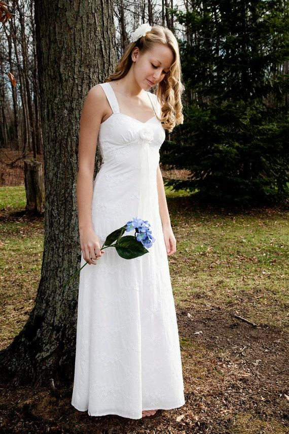 Wedding sundresses for the beach   Beach Destination Wedding Sundress size 6 by brendamrowe on Etsy