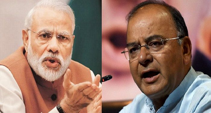 Bharat Khabar provides news in Hindi,Arun Jaitley will meet PM Modi and give information about Pakistan activities.