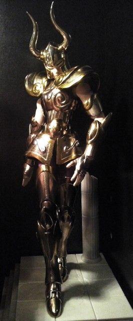 Saint Seiya Myth Cloth Ex Gold Capricorn no Shura