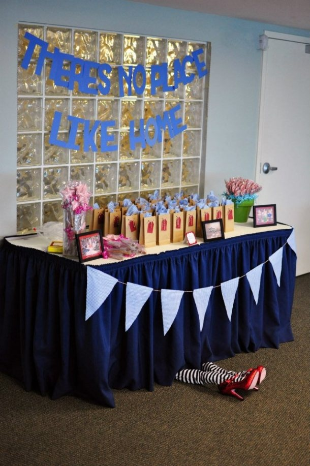 26 best images about Wizard of oz bridal shower on ...