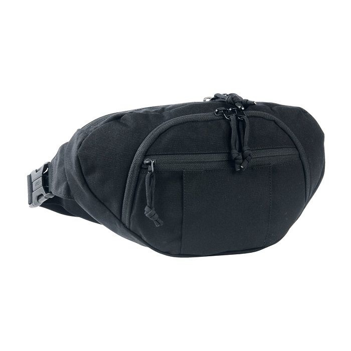 Hip Bag MK II van Tasmanian Tiger Tactical Gear. Grote heuptas met twee compartimenten voor de verborgen dragen van een pistool. https://www.urbansurvival.nl/product/hip-bag-mk-ii/