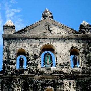 Amazing architecture in Granada, Nicaragua