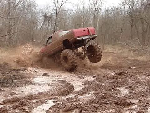 Big Four Wheelers >> MUD TRUCKS - BOUNTY HOLE CRASH!! at Red River Mud Bog - PART 3 | Cars & Trucks | Trucks, Monster ...