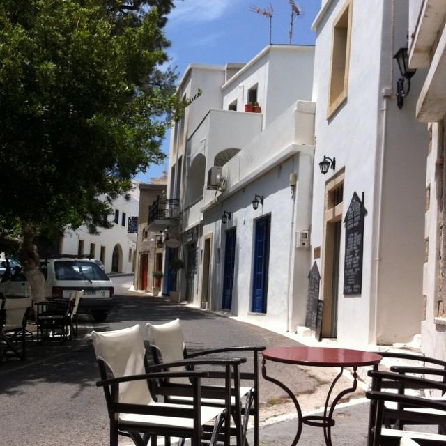 Chora, Kythera, Greece