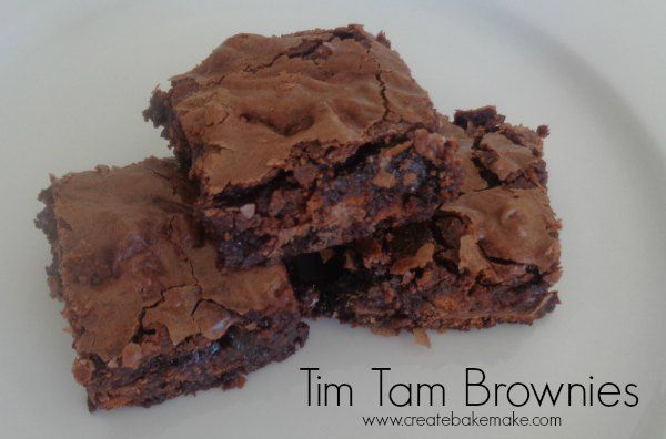 Over the Easter long weekend I had a craving for brownies, and lets face it, I really did need more chocolate (insert sarcasm here).  I wanted to make them a bit special, and since I have a love affair with Tim Tams (and Oreos and caramel and coconut… you get the drift), I thought I …