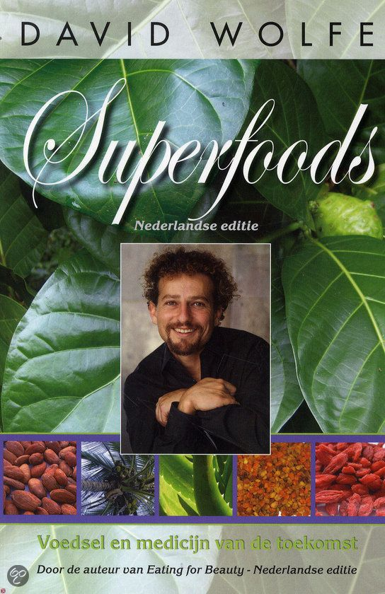bol.com | Superfoods, David Wolfe | Boeken www.linkreaction.com.au