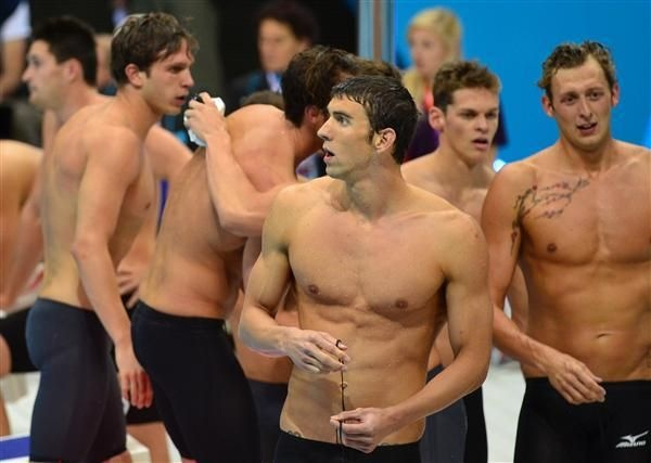 Olympic Hotties of the London 2012 Summer Olympics