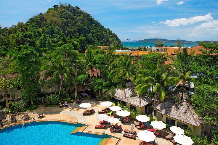 Tämä oli ihana hotelli! Krabi La Playa Resort, Thaimaa #Finnmatkat