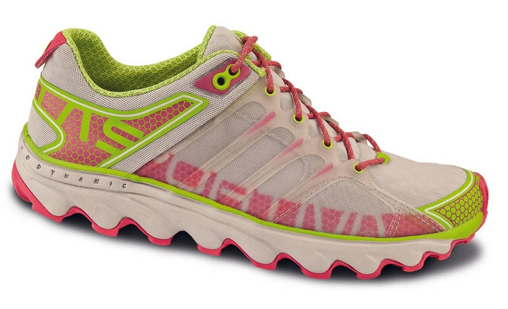 Helios woman Green-Pink