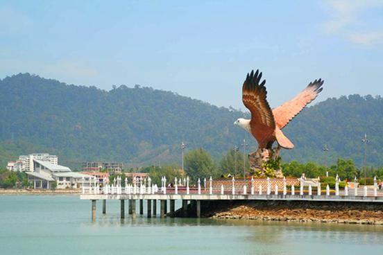 Eagle sqr. Langkawi, Malezja
