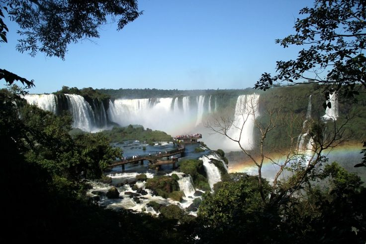 Cataratas do Iguaçu (foto: Eduardo Vessoni) - Fornecido por Viagem em Pauta