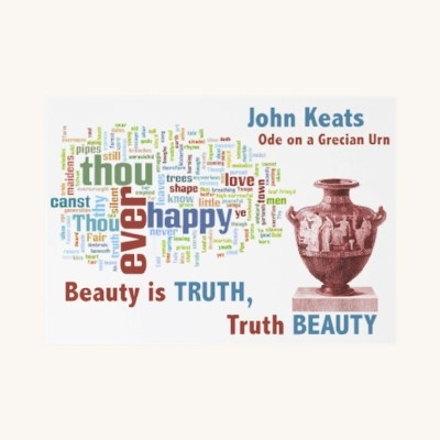 an analysis of the theme of beauty in john keats poems Critical analysis of a thing of beauty by john keats the poem a thing of beauty from john keats's poem endymion is usually read as a straightforward assertion which has the central idea that any beautiful thing gives unending pleasure theme of the poem.