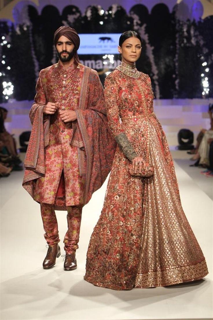 Sneak peak taruntahiliani latest bridal collection wedding